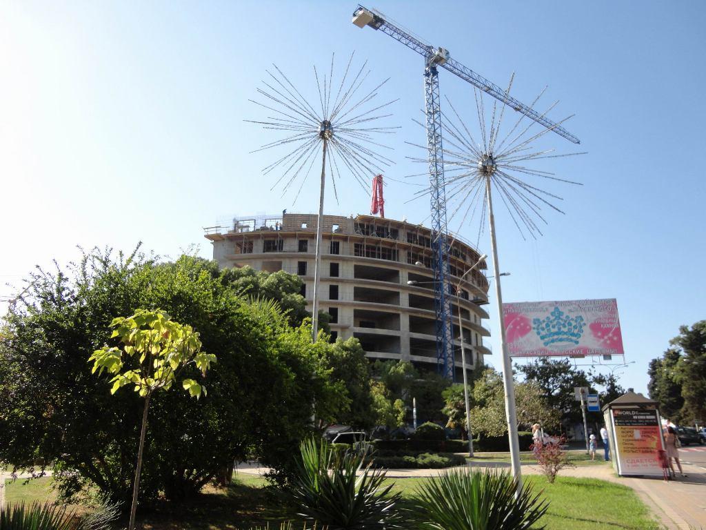 строительство гостиниц сочи