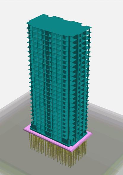 Строительство столбчатого фундамента в Мытищах