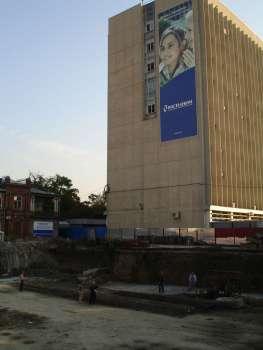 Гостиничный комплекс «MARRIOTT» в г.Краснодаре, Начало строительства, 25.10.2006