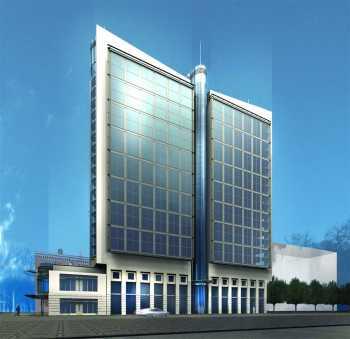 Гостиничный комплекс «MARRIOTT» в г.Краснодаре