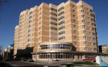 Многоквартирный жилой дом по ул. Мира 24-32 в г. Новороссийске