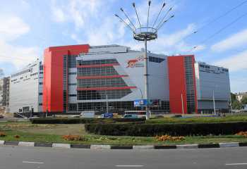 Торгово-развлекательный комплекс «Красная площадь» в г.Новороссийске