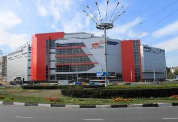 Shopping mall «Red Square» in Novorossiysk