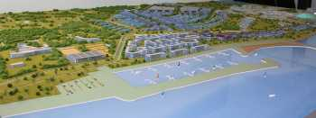 Основная Олимпийская деревня (3000 мест), Имеретинская низменность