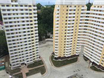 Жилой квартал по ул. Гастелло, 27 в Адлерском районе г. Сочи